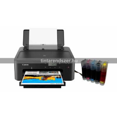Canon Ts705 CISS folyamatos tintaadagolóval