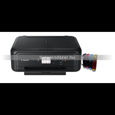 Canon TS5150 CISS folyamatos tintaadagolóval