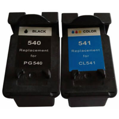 Canon PG540 CL541 utángyártott tintapatron szett