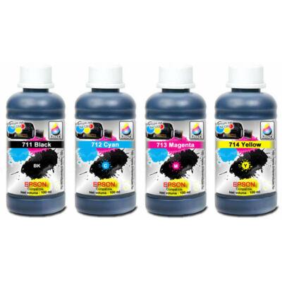 Epson  711-714 kompatibilis tintaszett