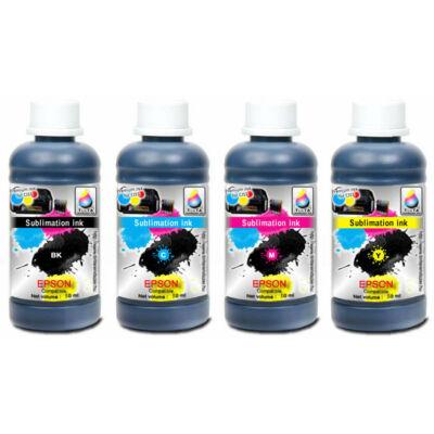 Epson Szublimációs tintaszett 4 x 50 ml