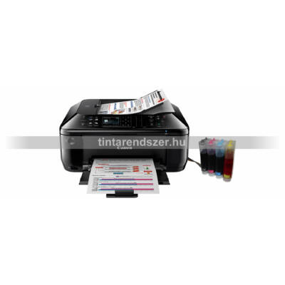 Canon MX525 CISS folyamatos tintaadagolóval