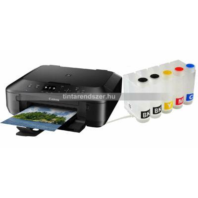 Canon Mg5750 Ultranagy kapacitású CISS folyamatos tintaadagolóval