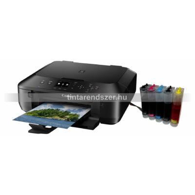 Canon Mg5750 CISS folyamatos tintaadagolóval