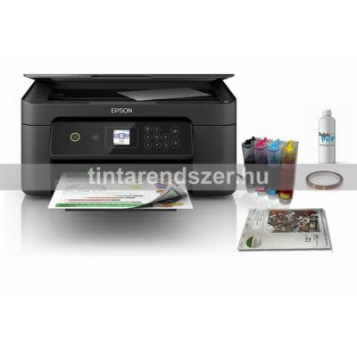 Epson XP3100 Szublimációs nyomtatáshoz 4x80ml induló tintával + papír + ragasztó